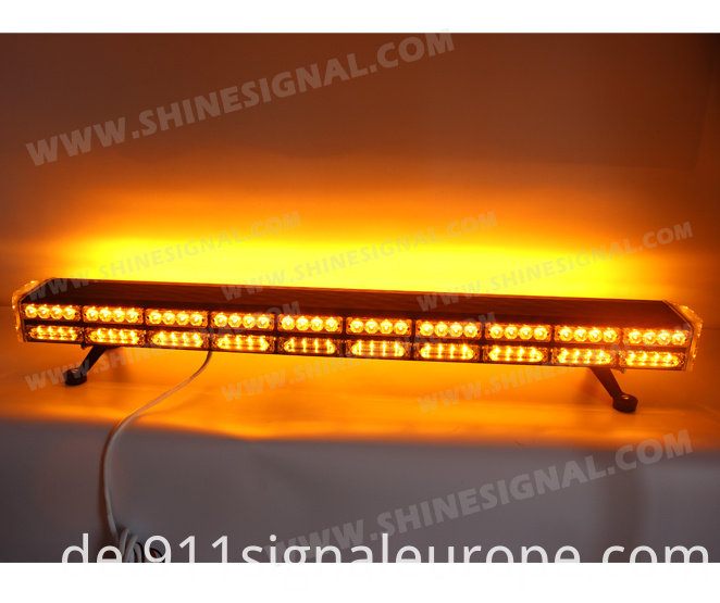 Dual Layer LED Warning Emergency Light Bar for Police (L1600)